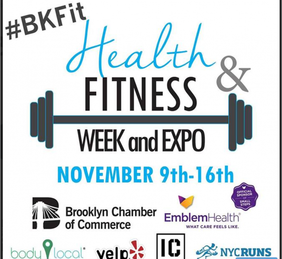 Where You Should Be This Weekend: Fitness Event