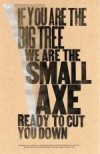 Small Axe Inspirations: Be Fearless