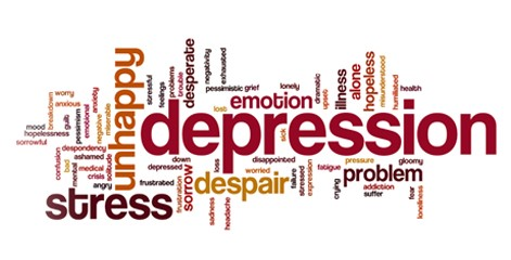 depression-word-cloud