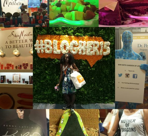 #Blogher15 : My First Blogging Conference Wrap Up