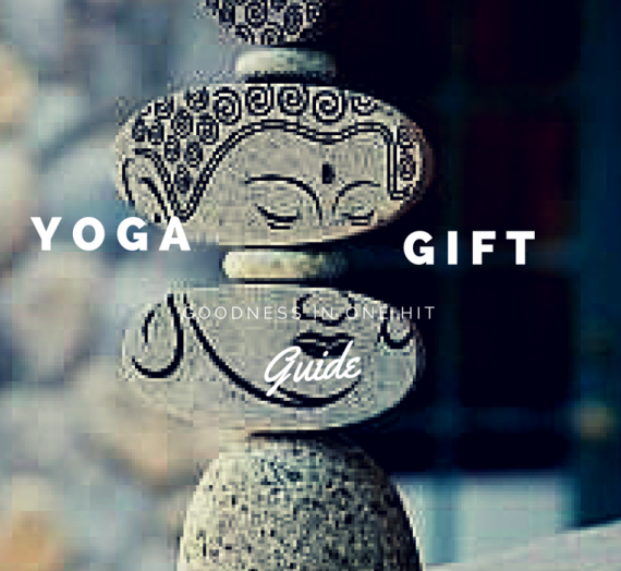 Three Awesome Gifts For Your Favorite Yogi Hint, Hint..... ME