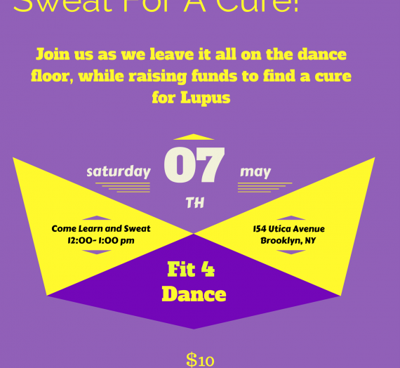 Come Join Us As We Sweat For A Cure