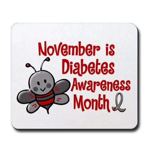 November is Diabetes Awareness Month : Our Personal Journey