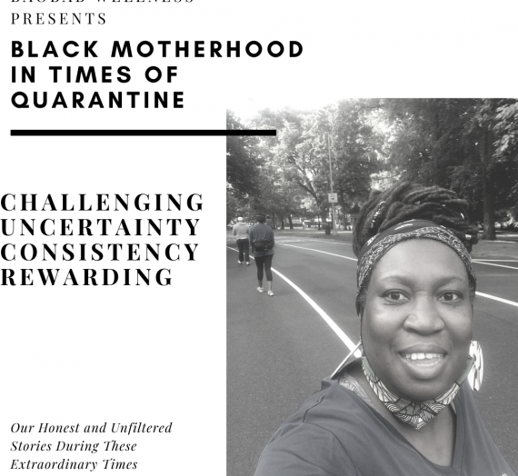 Black Motherhood  – Evlyn F